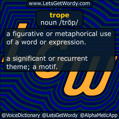 trope 01/10/2017 GFX Definition