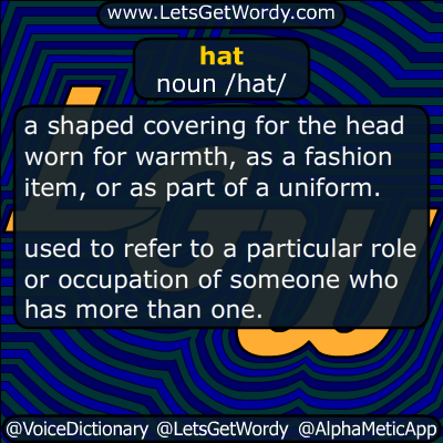 hat 01/16/2016 GFX Definition