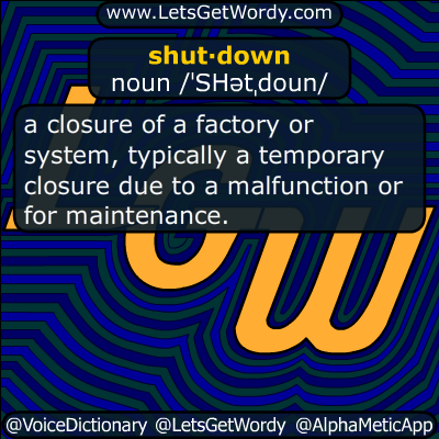shutdown 01/21/2018 GFX Definition