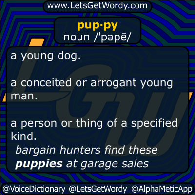 puppy  01/29/2015 GFX Definition