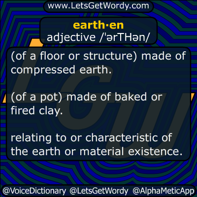 earthen 02/13/2017 GFX Definition