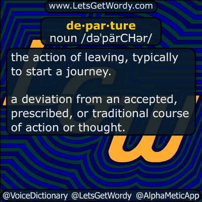 departure 02/16/2017 GFX Definition
