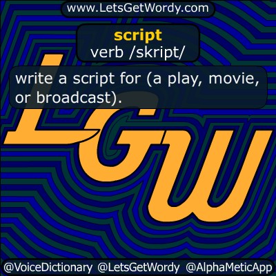 scripted 02/24/2018 GFX Definition