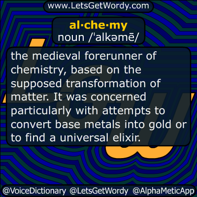 alchemy 02/23/2017 GFX Definition