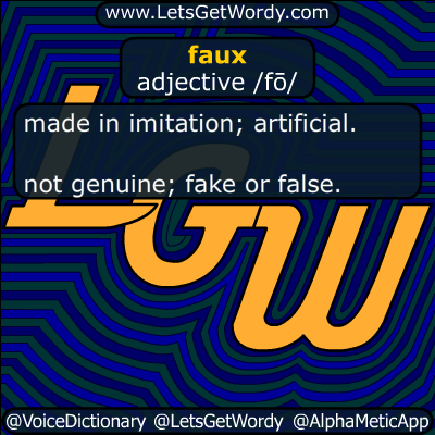 faux 02/28/2017 GFX Definition