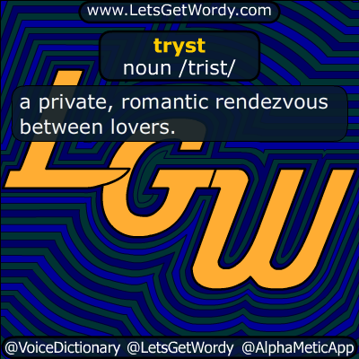 tryst 03/21/2018 GFX Definition