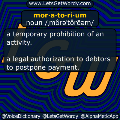 moratorium 03/24/2017 GFX Definition