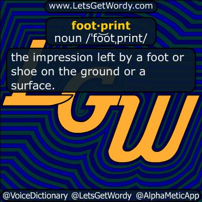 footprint 03/30/2018 GFX Definition