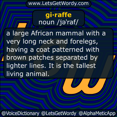 giraffe 04/01/2017 GFX Definition