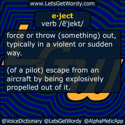 eject 04/06/2017 GFX Definition