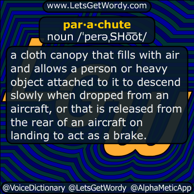 parachute 04/15/2017 GFX Definition
