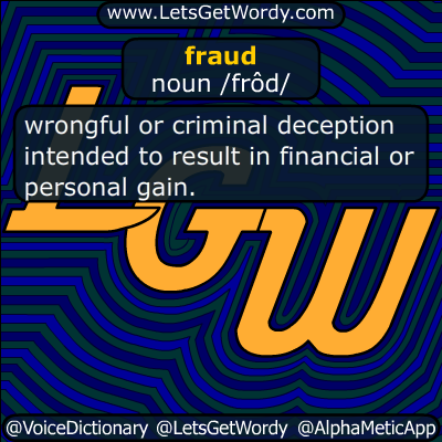 fraud 05/10/2018 GFX Definition