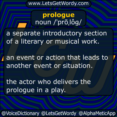 prologue 05/13/2016 GFX Definition