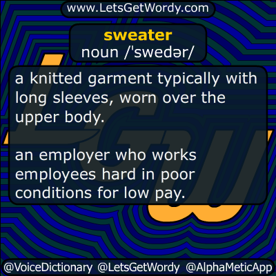 sweater 05/17/2016 GFX Definition