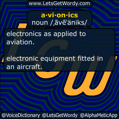 avionics 05/23/2016 GFX Definition