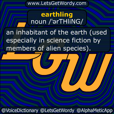 earthling 05/31/2016 GFX Definition