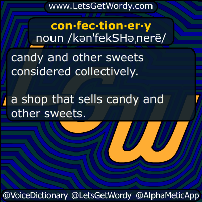 confectionery 06/16/2017 GFX Definition