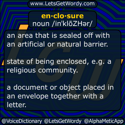 enclosure 07/02/2016 GFX Definition