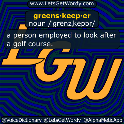 greenskeeper 07/12/2016 GFX Definition