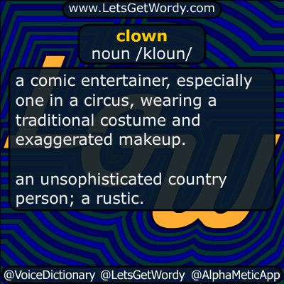 clown 07/14/2016 GFX Definition