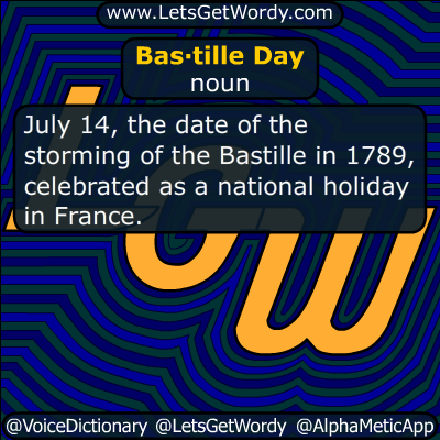 Bastille Day 07/14/2015 GFX Definition