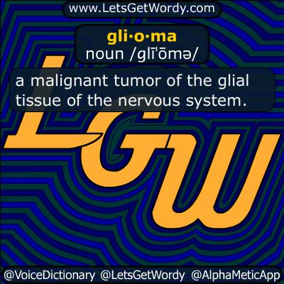 glioma 07/20/2017 GFX Definition