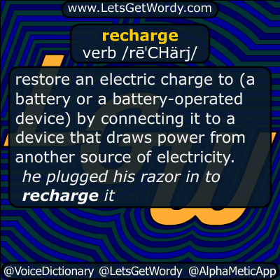 recharge 07/26/2015 GFX Definition