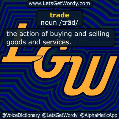 trade 07/27/2018 GFX Definition