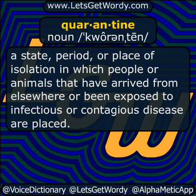 quarantine 07/04/2016 GFX Definition