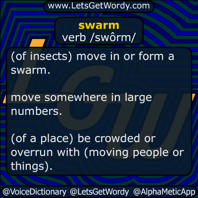 swarm 08/07/2017 GFX Definition
