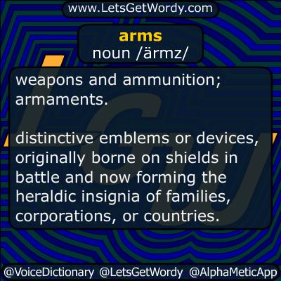 arms 08/09/2016 GFX Definition