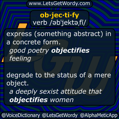 objectify 08/19/2015 GFX Definition