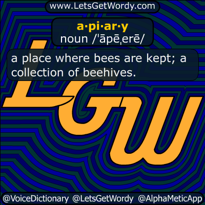 apiary 09/03/2016 GFX Definition
