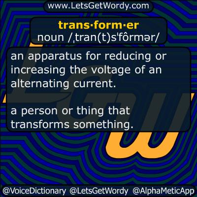 transformer 09/19/2016 GFX Definition