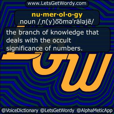 numerology 09/21/2017 GFX Definition
