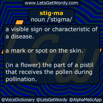 stigma 09/24/2016 GFX Definition