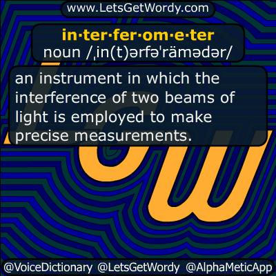 interferometer 09/28/2017 GFX Definition