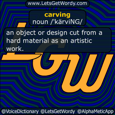 carving 10/26/2015 GFX Definition