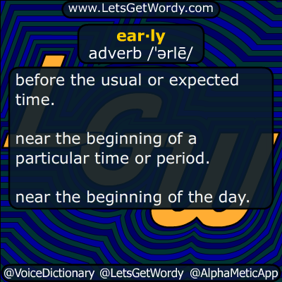 early 11/01/2016 GFX Definition