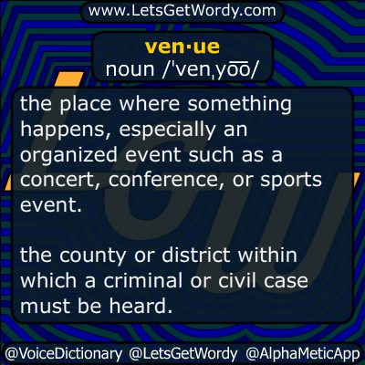 venue 11/23/2015 GFX Definition