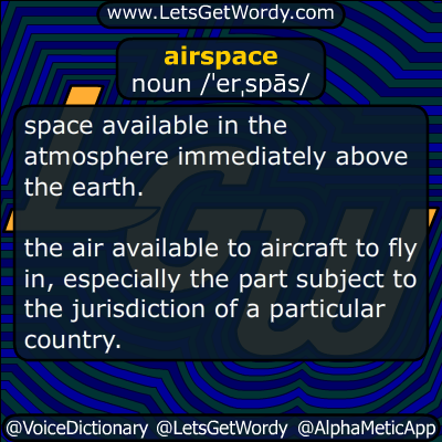 airspace 11/25/2015 GFX Definition