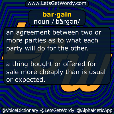 bargain 11/28/2016 GFX Definition