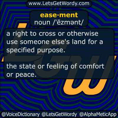 easement 12/05/2016 GFX Definition