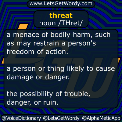 threat 12/16/2015 GFX Definition