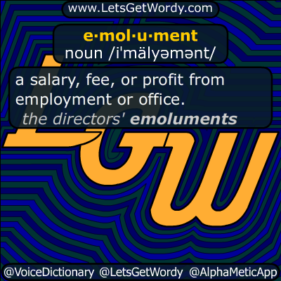 emolument 12/16/2016 GFX Definition