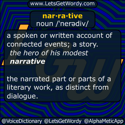narrative 12/28/2014 GFX Definition