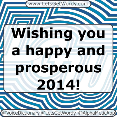 Happy 2014! 01/01/2014 GFX Definition