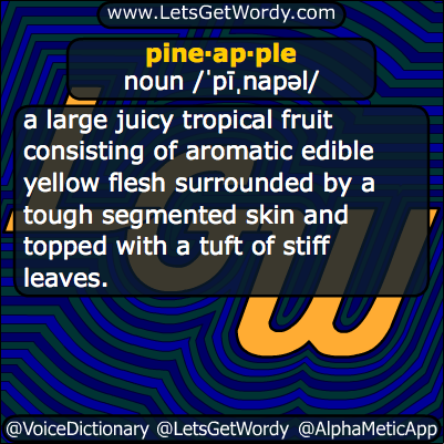 Pineapple 01/03/2013 GFX Definition
