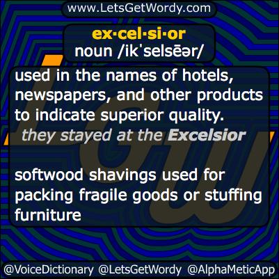 Excelsior 01/25/2014 GFX Definition
