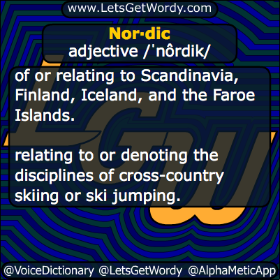 nordic 02/20/2014 GFX Definition